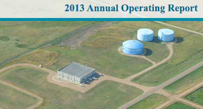 2013 Annual Operating Report