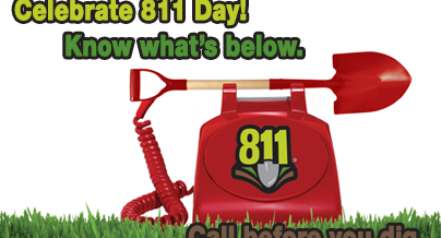 National 811 Day!