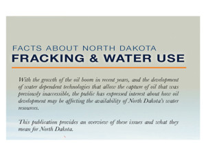 Fracking and Water Use - Feb2014
