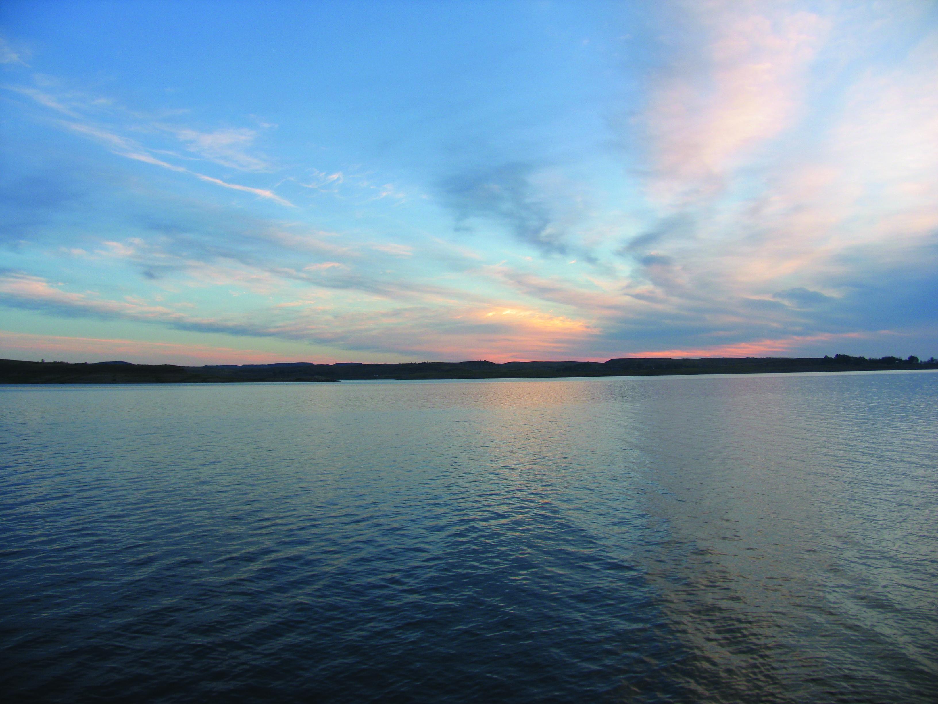 Lake Sakakawea