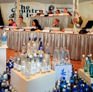 Water Tasting Contest
