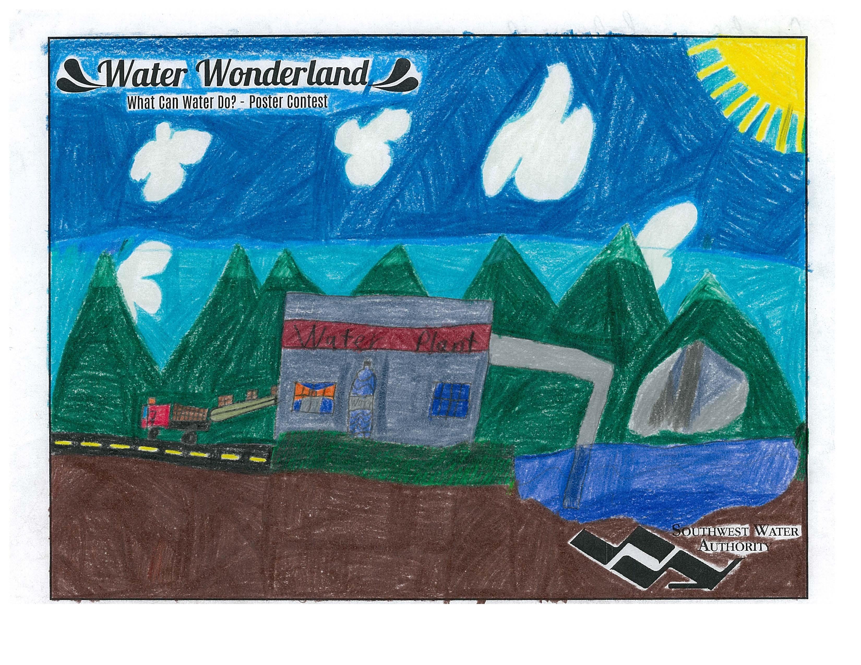 "16th Annual ""Make a Splash"" Water Festival Poster Contest"