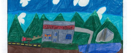 "16th Annual ""Make a Splash"" Water Festival Poster Contest Winner"
