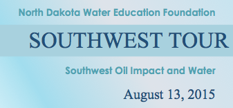 Southwest Oil Impact & Water Supply Tour